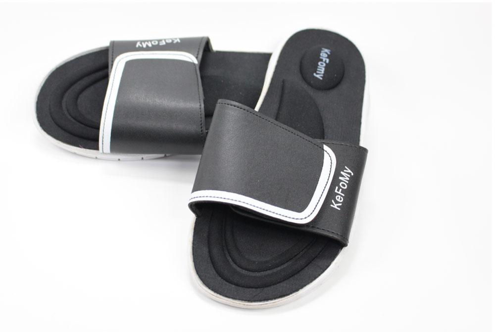 KeFoMy Unisex Memory Foam Sandals